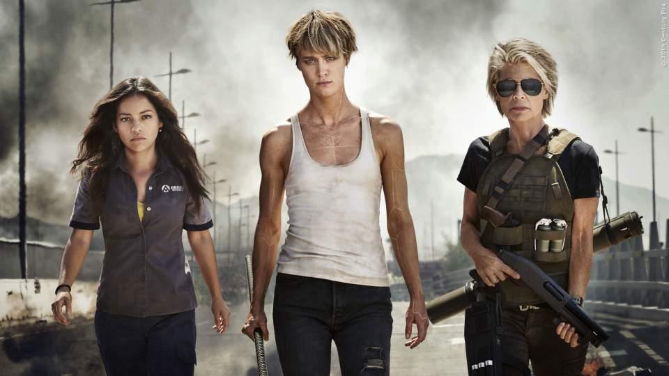 Terminator 6: Arnold zeigt den neuen Terminator - Bild 2 von 2