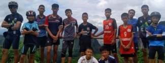 Höhlendrama in Thailand wird verfilmt