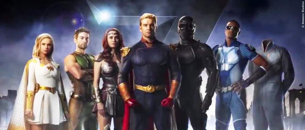 The Boys: Neues Superhelden-Team in Staffel 3