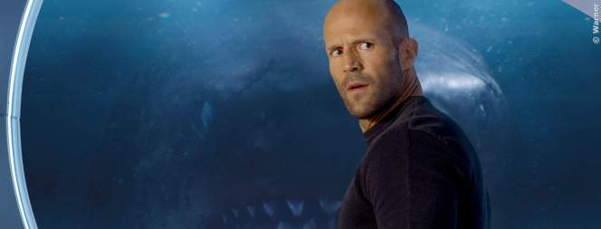 Meg 2: Irre Action mit Jason Statham in Planung