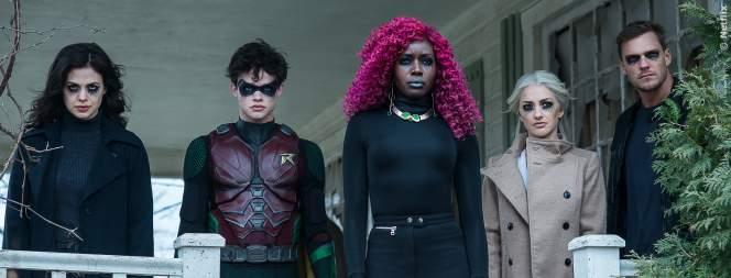 Titans Staffel 3: Ist das die Bösewichtin?