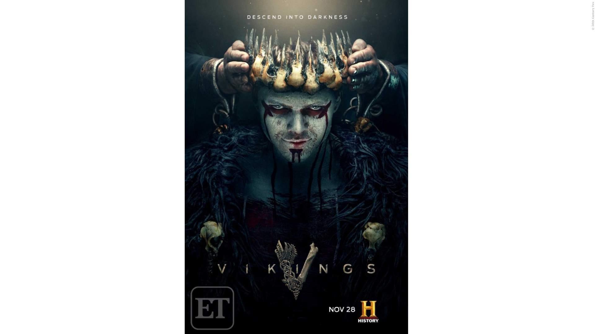 Vikings Staffel 5 Teil 2: Krasser Trailer veröffentlicht - Bild 1 von 1