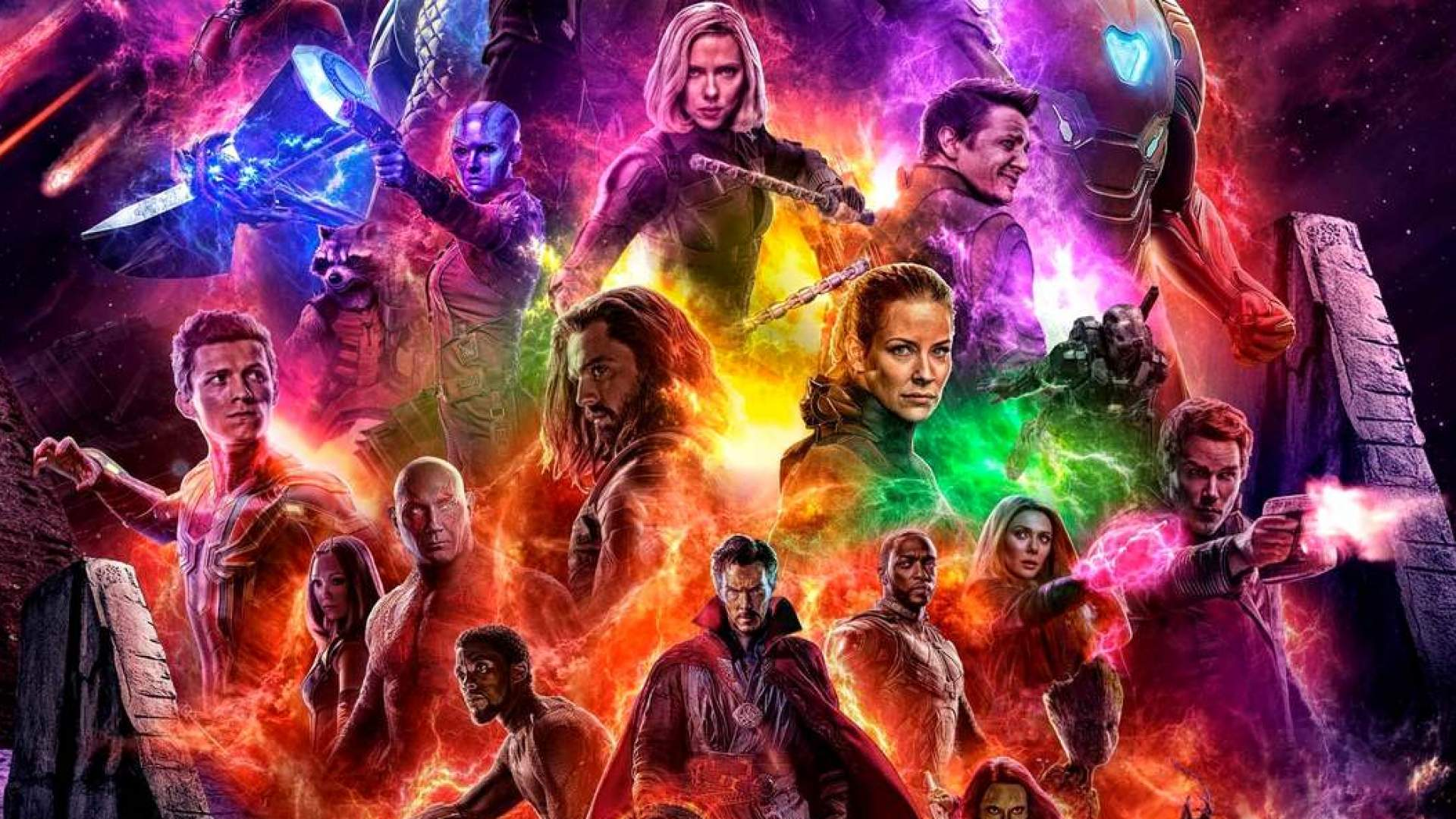 New Avengers 4 Trailer Collects All Mcu Movies