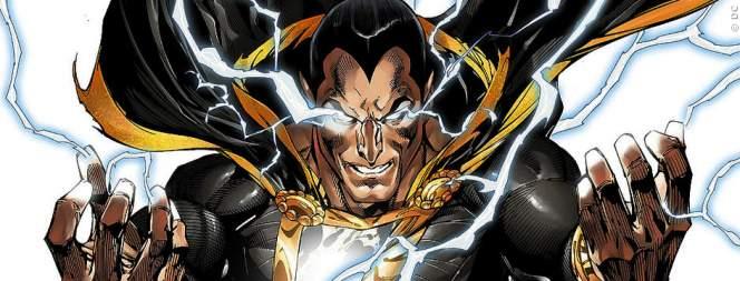 Black Adam: Neue Superhelden im Film