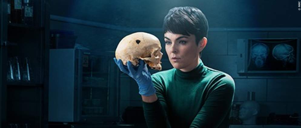 """Coroner"" Staffel 3: Interview mit Serinda Swan"