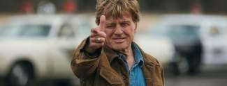 Robert Redford als Forrest Tucker im Kino