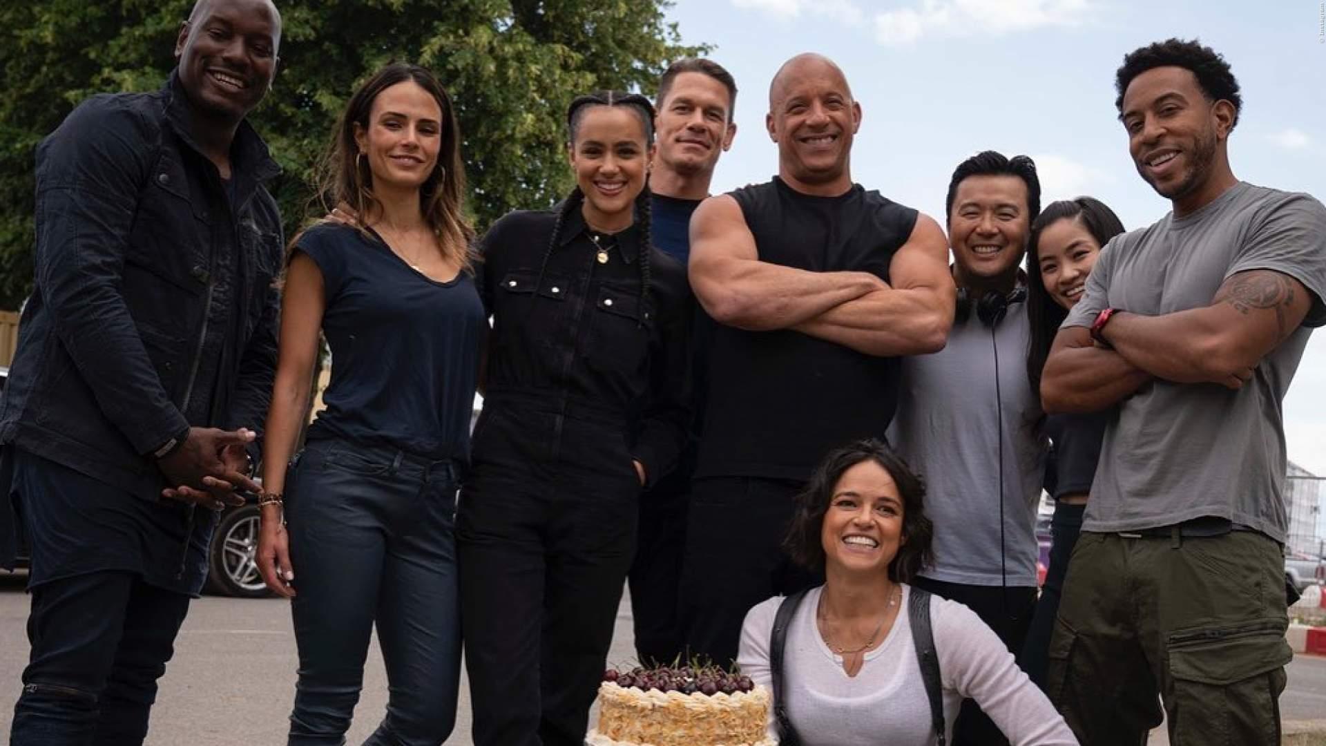 Fast And Furious 9: Vin Diesel und seine Fast-Family auf ersten Bildern wiedervereint - Bild 1 von 4