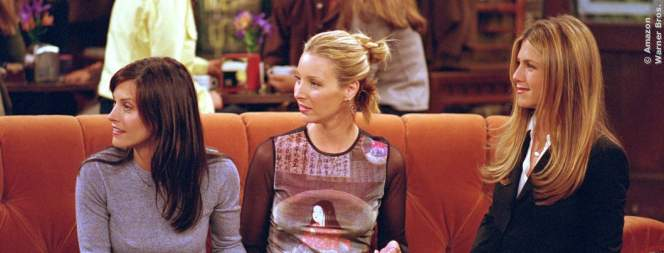 Friends Reunion: Original-Stars alle dabei