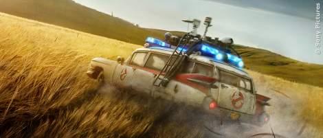 Ghostbusters: Legacy Video enthüllt alte Kultfigur im neuen Film