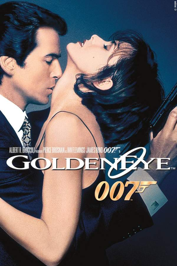 James Bond 007 - GoldenEye Trailer