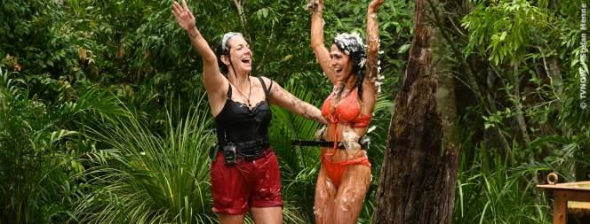 Dschungelcamp: Tag 8 - Das Duo Infernale triumphiert