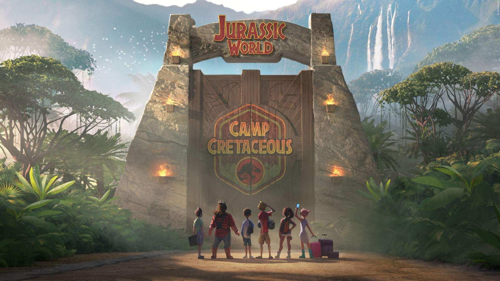 Jurassic World-Serie: Erster Teaser-Trailer zur Netflix-Serie - Bild 1 von 1