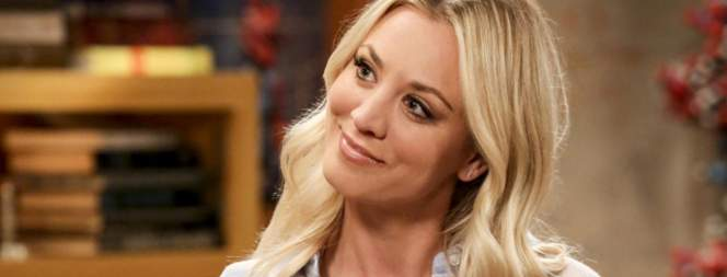 Kaley Cuocu in The Big Bang Theory