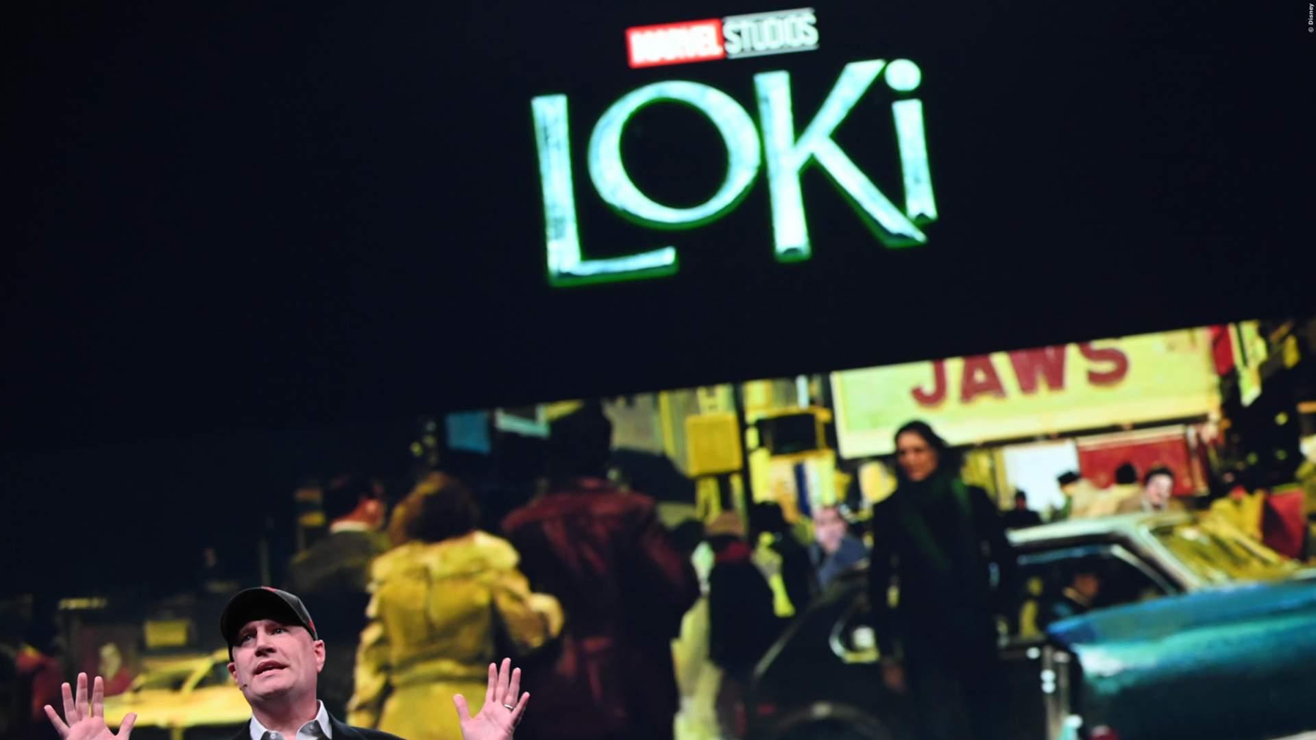 Loki: Erstes Bild zur neuen Marvel-Serie - Bild 1 von 1
