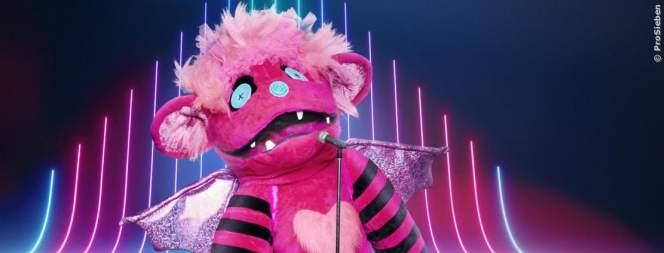 Das Monster bei The Masked Singer