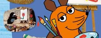 Sendung mit der Maus: Kunst und Malerei