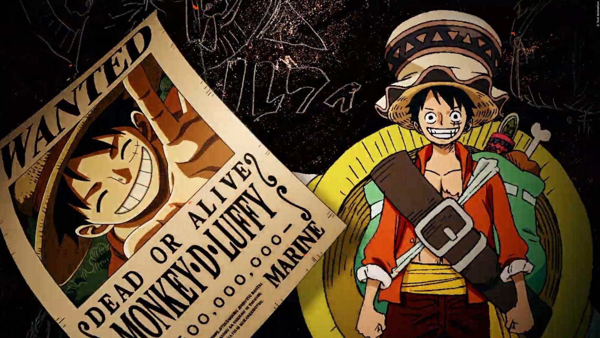 One Piece Stampede Kino Deutschland
