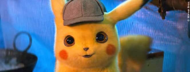 Meisterdetektiv Pikachu: Neuer Trailer zum Kinofilm