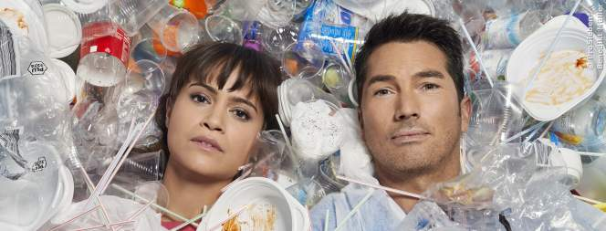 Save the Oceans - das Plastik-Experiment im TV