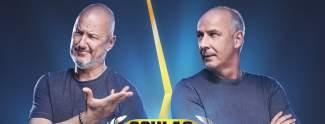 Schlag den Star: Frank Rosin gegen Mario Basler