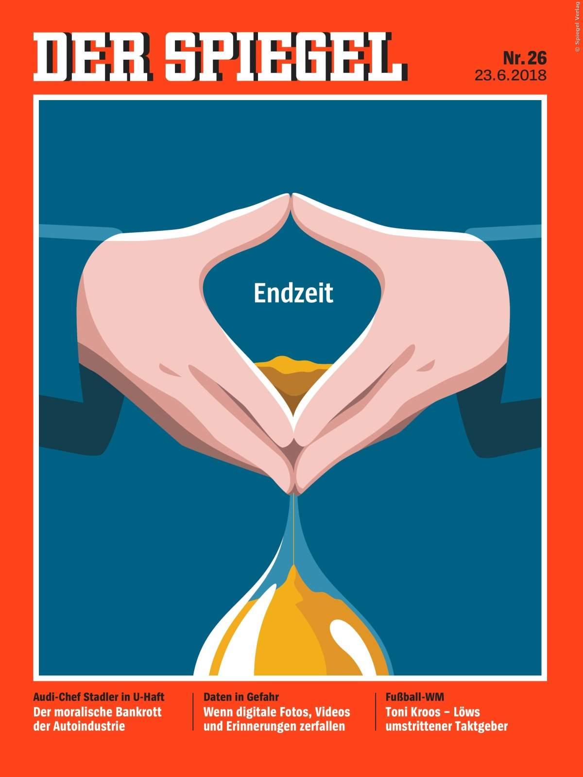 Spiegel-Cover