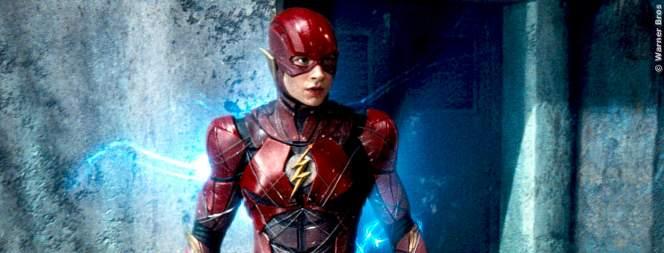 The Flash: Viele DC-Superhelden im Solo-Film