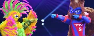 The Masked Singer: Der Kakadu ist enthüllt