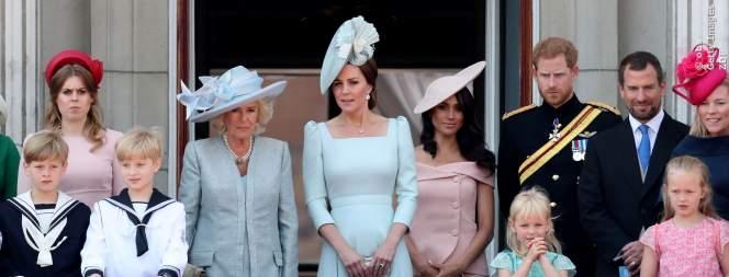 Camilla, Kate und Meghan prägen das moderne Gesicht des britischen Königshauses