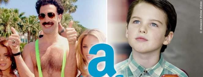 Neue Serien und Filme auf Amazon Prime im Oktober