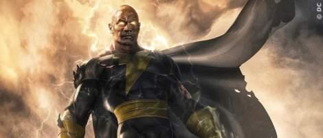 """""""Black Adam"""" abgedreht: Dwayne Johnson postet beeindruckendes Muskel-Bild"""