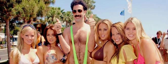 Borat 2 kommt ins Kino und ist schon fertig