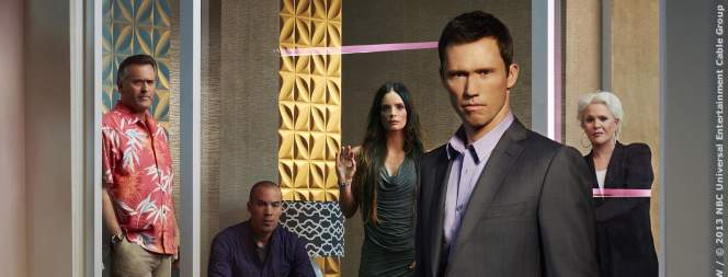Burn Notice: Finalstaffel in Doppelfolgen im TV