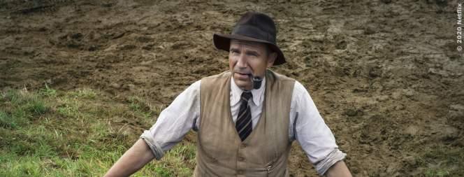 Die Ausgrabung: Kritik des neuen Netflix-Films