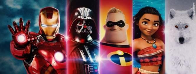 Disney+ jetzt auf Toshiba- und Hisense-Fernsehern