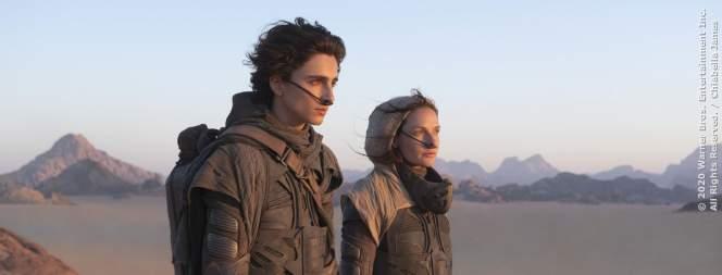 Dune: Erster Trailer zeigt tödliche Sandwürmer