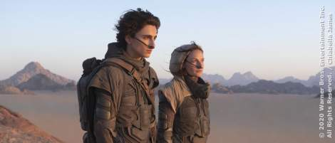 """""""Dune"""" FSK: Altersfreigabe zum neuen Film - News 2021"""