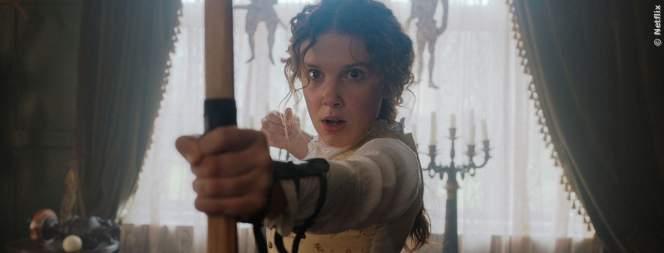 Enola Holmes: Filmkritik zum Netflix-Blockbuster