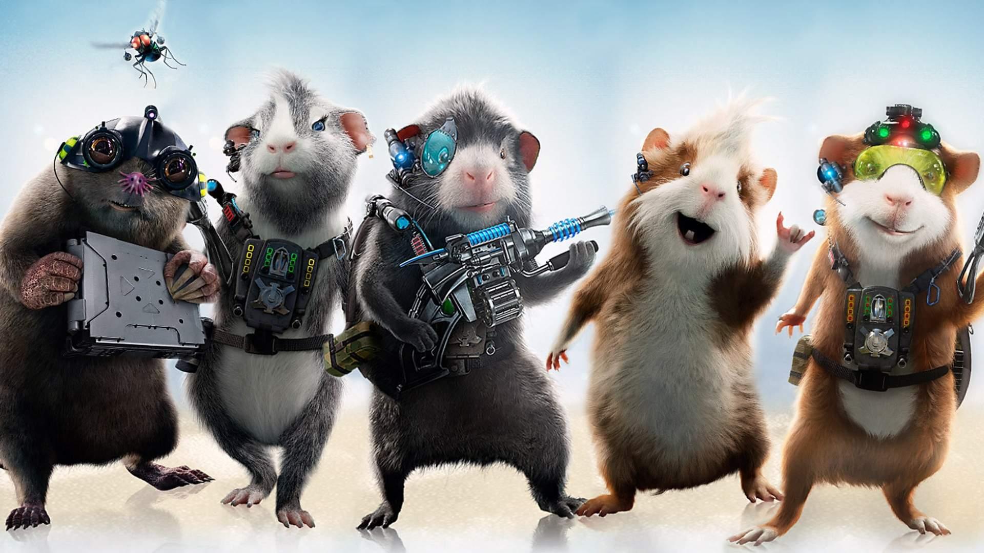G-Force Agenten Mit Biss Stream