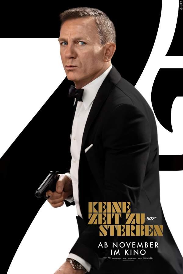 James Bond 007: Keine Zeit Zu Sterben - Film 2021