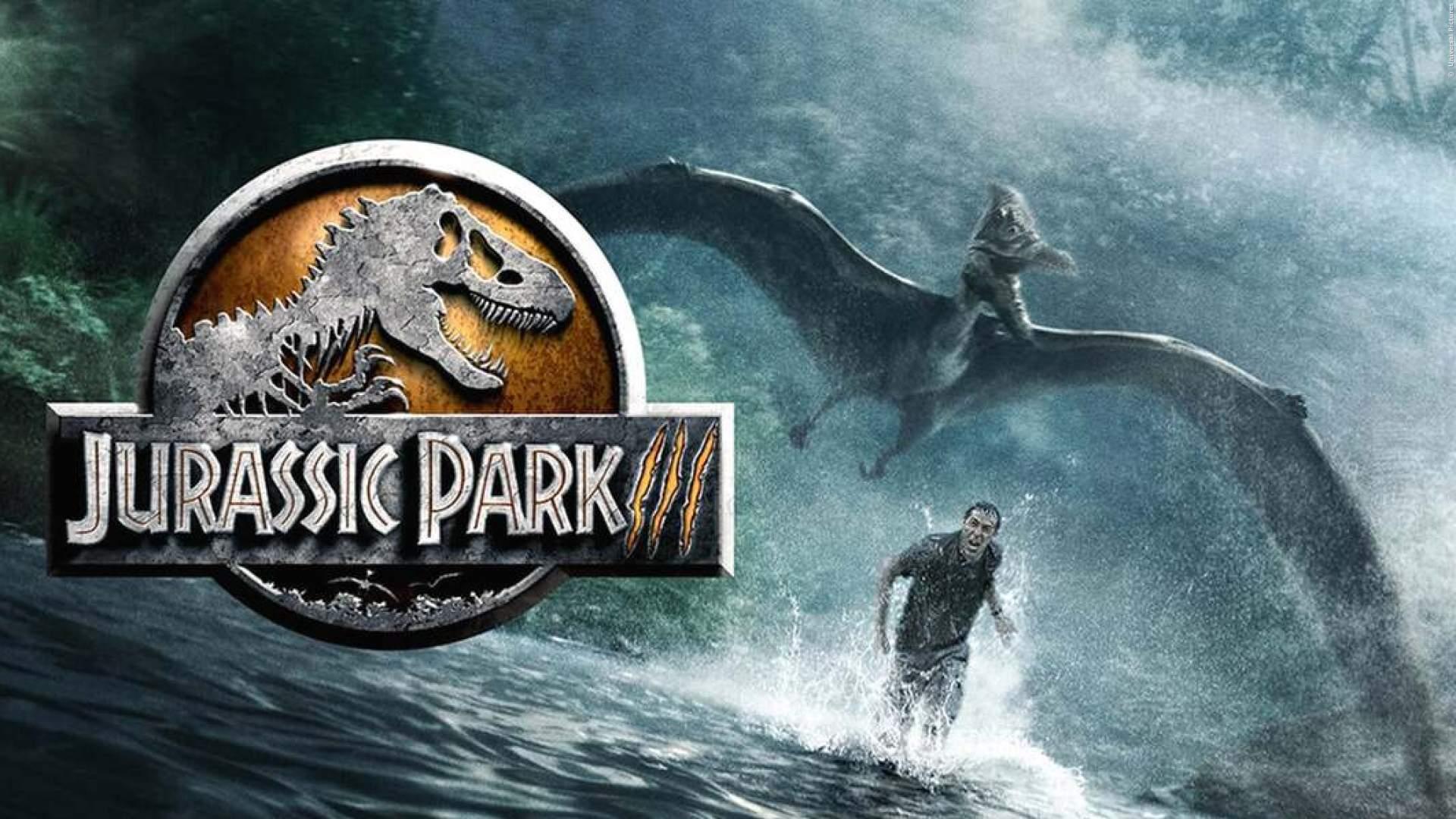 Jurassic Park 3 Trailer - FILM.TV