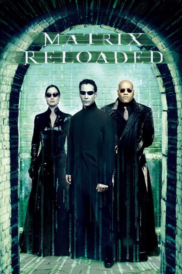 Matrix 2 Reloaded Trailer