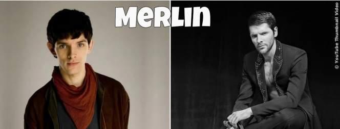 Merlin: Die Stars der Serie früher und heute