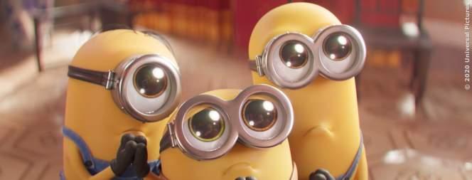 Minions: Auf der Suche Nach Dem Mini-Boss