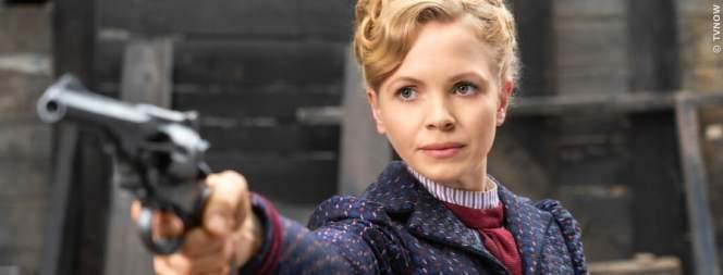 Miss Scarlet and the Duke: Serie startet