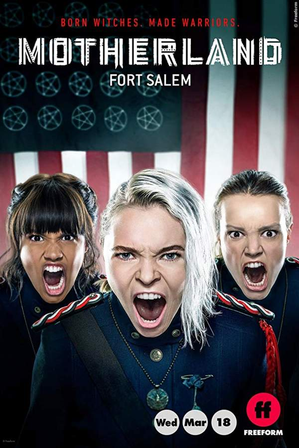 Motherland: Fort Salem Trailer
