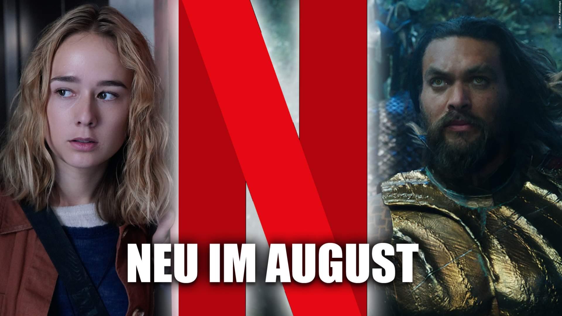 Neue Filme Netflix August 2021