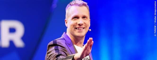 Neue Live Show für Oliver Pocher