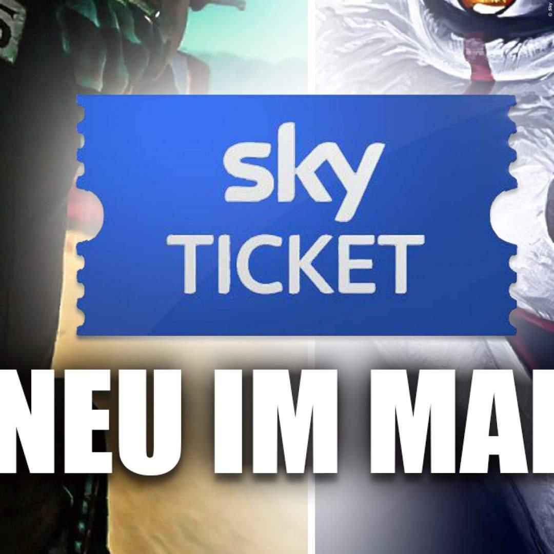 Serien Sky Ticket