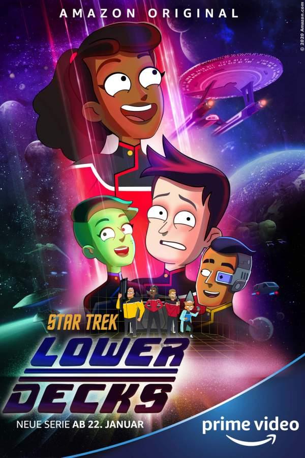 Star Trek: Lower Decks - Serie 2020