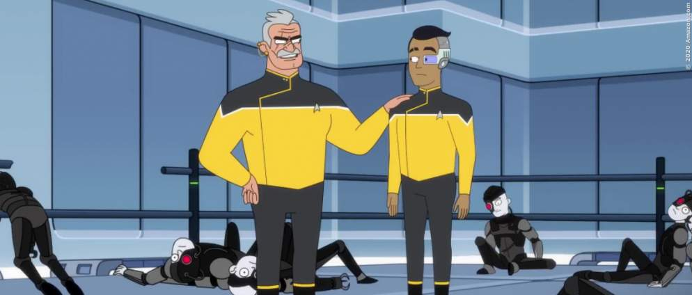 Star Trek - Lower Decks: Starttermin und Trailer zu Staffel 2